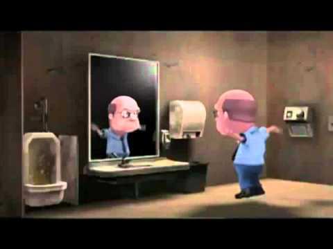 Ощущение клиента при посещении туалетной комнаты предприятия!