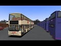 Omsi 2  Neoplan Jumbocruiser First Look Amp Drive  Botw Route 35 Depot To Paignton