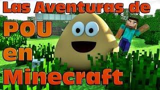 Pou, la mascota de los smartphones, llega también a Minecraft. Y lo hace por todo lo alto, en 3D! ¡Bienvenidos a las Pou Adventures!¡No te pierdas el paso de Pou por Minecraft y sus increibles aventuras!En este vídeo veréis como Pou ya se ha habituado totalmente a la vida en Minecraft, jugando al fútbol con Steve! Pero... no siempre sale todo como uno cree al principio.¡Quedaos hasta el final y lo comprobareis!