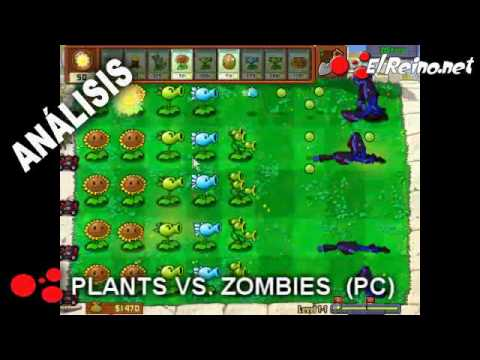 Video 1 de Plants vs Zombies: Análisis de Plantas contra Zombies (PC/iPhone/iPad/iPod Touch)