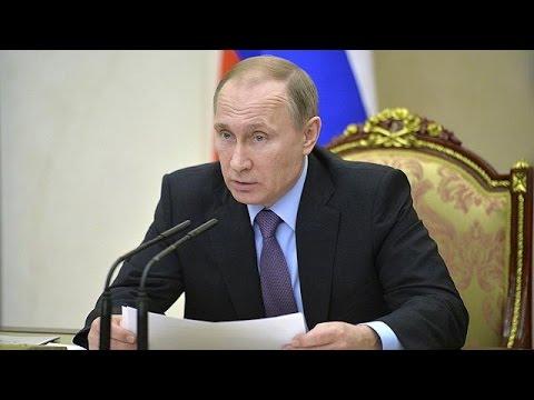 Ρωσία: Εντολή Πούτιν για αποχώρηση από τη Συρία