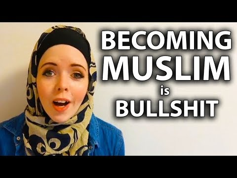 Why I Became Muslim Is Bullsh!t