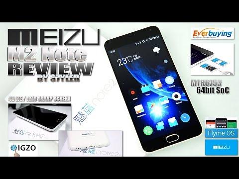 Meizu M2 Note (In-Depth Review) 5.5