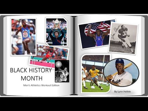 HPE with Hef - Men's Athletic Black History