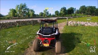 8. Forza Horizon 4 - Polaris RZR XP 1000 EPS 2015 - Open World Free Roam Gameplay (HD) [1080p60FPS]