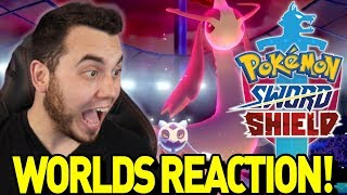 NEW POKEMON SWORD AND SHIELD REVEAL! Pokemon World Championships Reaction! by aDrive