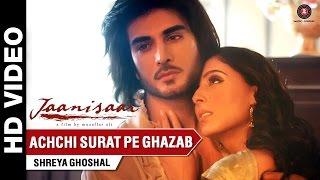 Video Achchi Surat Pe | Jaanisar | Imran Abbas, Muzaffar Ali & Pernia Qureshi MP3, 3GP, MP4, WEBM, AVI, FLV Agustus 2018