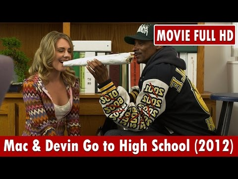 Mac & Devin Go to High School (2012) Movie **  Snoop Dogg, Wiz Khalifa, Mike Epps
