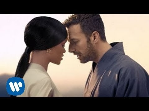 Music Video: Coldplay featuring Rihanna – Princess of China