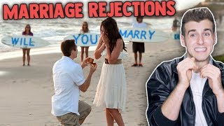 Video The Worst Marriage Proposal Rejections! MP3, 3GP, MP4, WEBM, AVI, FLV Juli 2018