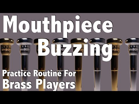 Brass Tactics 6/60: Mouthpiece Buzzing