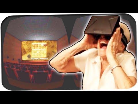 Oculus Rift – KINO SIMULATOR 2014