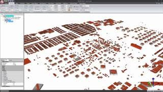 Import Structures from Esri Shapefiles (.shp) - 3D Extend Module