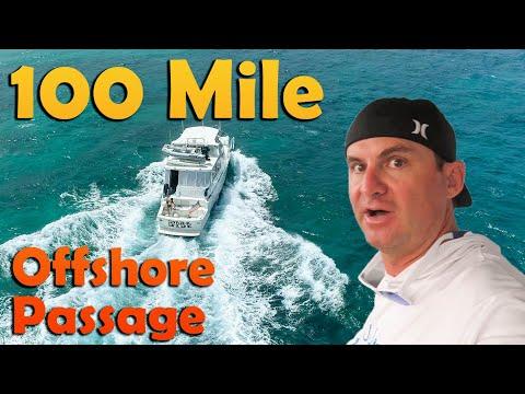 100 Miles Offshore Passage to St Martin - S6:E50