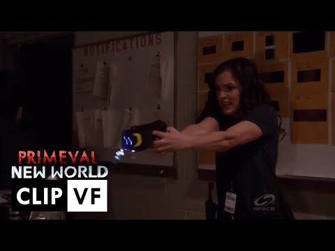 Primeval New World : Episode 5   Sam est tuée par le Lycaenops   VF