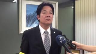 台南議會不平靜 賴清德施政報告改書面