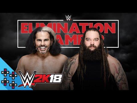 Elimination Chamber 2018:
