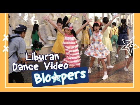Video Zara Leola - Liburan (Dance Video) | Bloopers download in MP3, 3GP, MP4, WEBM, AVI, FLV January 2017