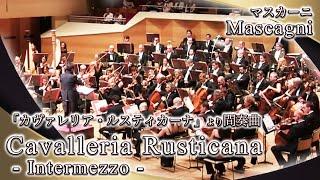 マスカーニ「カヴァレリア・ルスティカーナ」より間奏曲Mascagni,IntermezzoCavalleriaRusticana