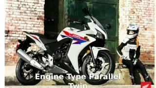5. 2013 Honda CBR 500R ABS - Features, Info