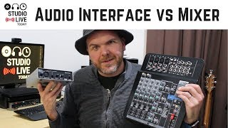Video What is the difference between a USB audio interface and a mixer? MP3, 3GP, MP4, WEBM, AVI, FLV Desember 2018