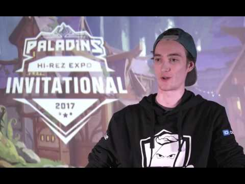 Unbelievable - Player Spotlight - Paladins Invitational 2017
