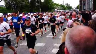 Stockholm Marathon 2013 Start