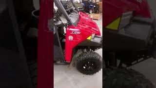 8. 2018 Polaris Ranger 900 EPS
