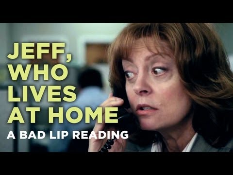 """Jeff, Who Lives At Home"" — A Bad Lip Reading"