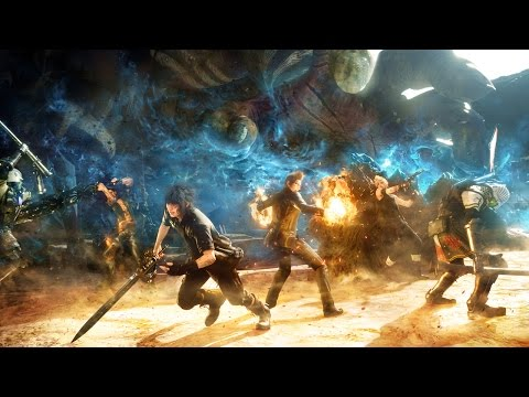 final fantasy xv demo ver. 2.0