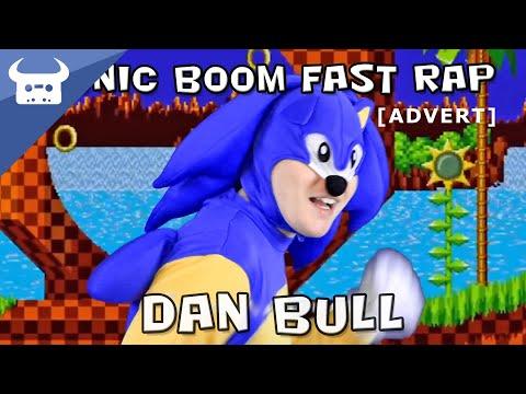 Tekst piosenki Dan Bull - Sonic Boom Fast Rap po polsku