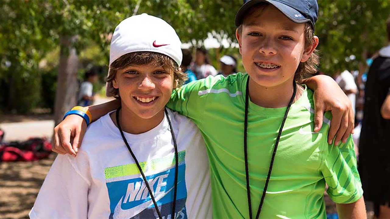 Nike Extended Day Field Hockey Camps - Video