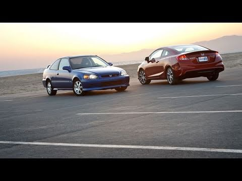 civic si - Subscribe for the latest Edmunds.com videos: http://tinyurl.com/8dklalg Related Links: Watch More Videos on Edmunds.com: http://tinyurl.com/8t3e67a Edmunds M...