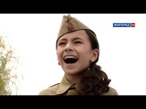 """История Победы. """"Кукушка"""". Диана Цуканова, г. Ленинск"""