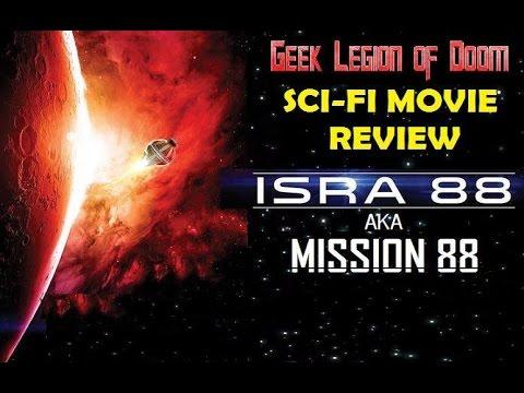 ISRA 88 ( 2016 Casper Van Dien ) aka MISSION 88 aka BEYOND THE EDGE Sci-Fi Movie Review
