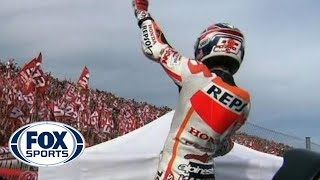 Video MotoGP: Marc Márquez Becomes Youngest Champion - Valencia GP 2013 MP3, 3GP, MP4, WEBM, AVI, FLV November 2017