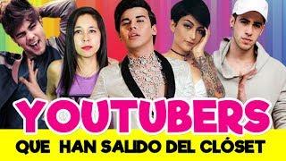 Video YOUTUBERS QUE HAN SALIDO DEL CLÓSET - #LOVEISLOVE - Día Internacional contra la Homofobia MP3, 3GP, MP4, WEBM, AVI, FLV Oktober 2018