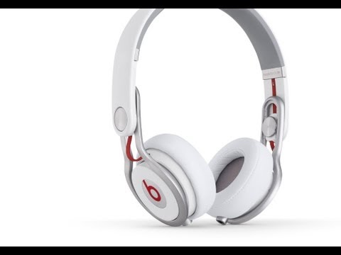 Beats By Dr. Dre Mixr DJ Headphones