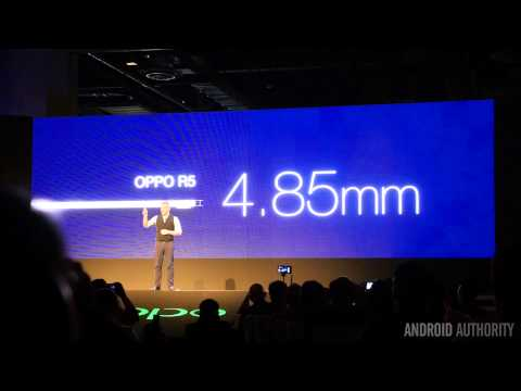 event - The Oppo N3 and R5 have been announced - Josh brings you a look at and his thoughts on the event. Talk about Android in our forums: http://www.androidauthority.com/community Subscribe to...