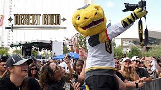 How Hockey Caught Fire in Las Vegas I 'Desert Gold' Ep. 2 I NHL on NBC