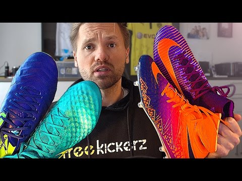 TOP 5 - BEST NIKE FOOTBALL BOOTS 2016