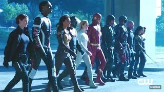 Crisis on Earth-X  Crossover Official Extended Full Trailer | The CW