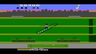 Keystone Kapers: Skill 4 (Atari 5200 Emulated) by Deteacher