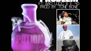 """Problem """"Potion"""" feat E40 and Bad Lucc"""