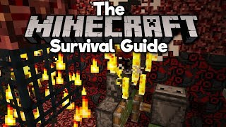 Double Blaze Spawner Farm, Pt.1 • The Minecraft Survival Guide (Tutorial Lets Play) [Part 88]