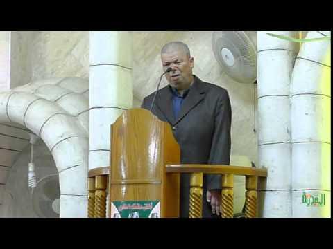 خطبة الجمعة لفضيلة الشيخ عبد الله 24/4/2015