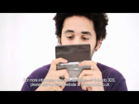 Nintendo 3DS - Believe your Eyes Video
