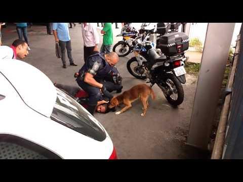 Protesto contra o reajuste da tarifa em Mauá (09/01/16)