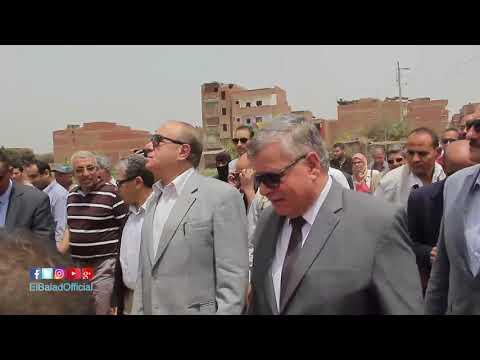 صدى البلد | وزيرى التنميه المحلية والبيئه : يتفقدان المدفن الصحي للمخلفات بالسادات