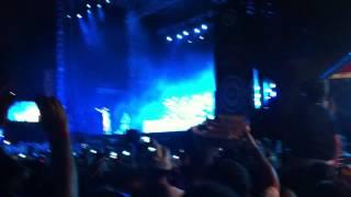 Jessie J singing Do it like a dude.İstanbul-Turkey-Jessie J Konseri